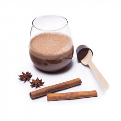 Hot Chocolate | On a spoon