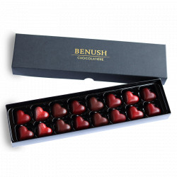 Heart | Box of 16 hearts